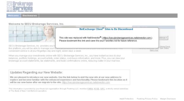 secu brokerage secubrokerageservices2.netxselect.com - SECU Brokerage Services, Inc ...