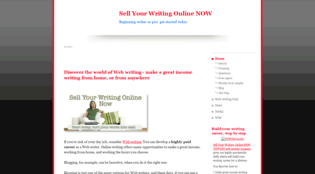 sell your writing online Are your product descriptions optimized how to sell online how to write product descriptions to to writing a dozen or so product descriptions a day.
