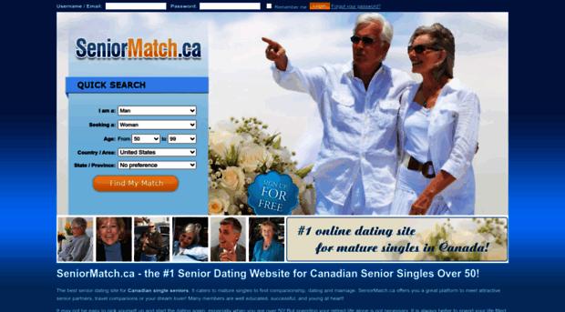 Best dating website seniors