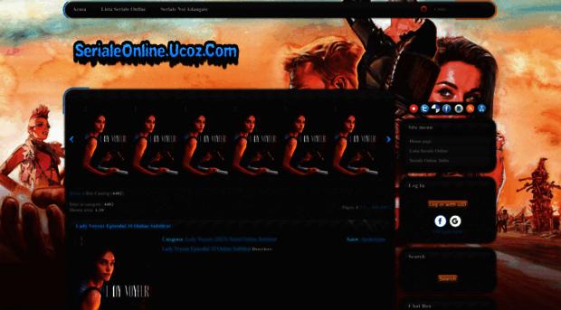 seriale 2017 online