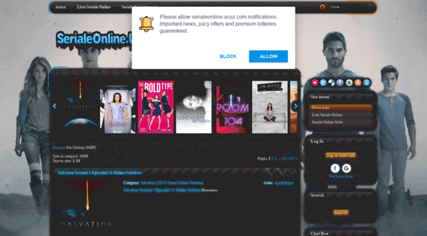 Vezionlineorg - Filme si seriale online subtitrate in