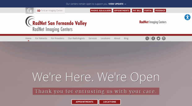 sfvimaging com - RadNet San Fernando Valley   S    - Sfv Imaging