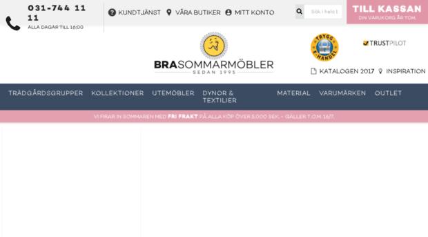 Shop Brasommarmobler Se Utemobler Tradgardsmobler Shop