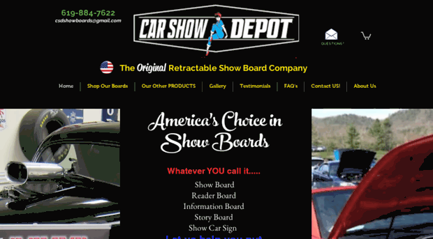 Showcarboardzcom Boards Car Show Display Ideas Show Car Boardz - Car show display board ideas