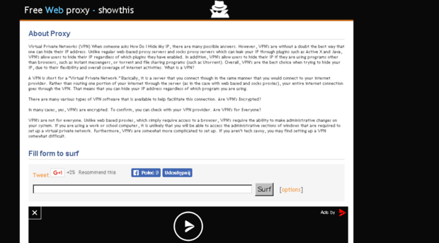 free proxy server torrent