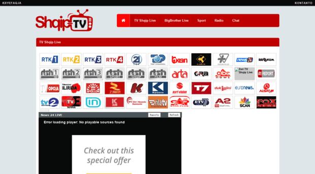 shqip-tv.com - Shiko Tv Shqip | Shqip TV Live - Shqip Tv