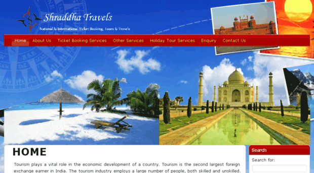 indian tourism industry Ing placesing places indian online el avrt industry thematic report by kunal doctor, sr research analyst the indian travel and tourism industry.
