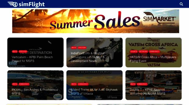 simflight com simFlight com — Flight Simulation News, Reviews, Forums