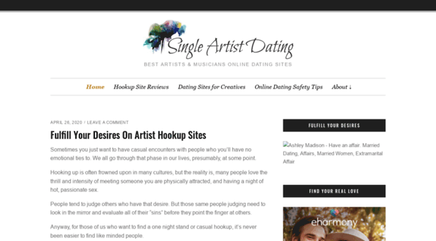 Art dating sites