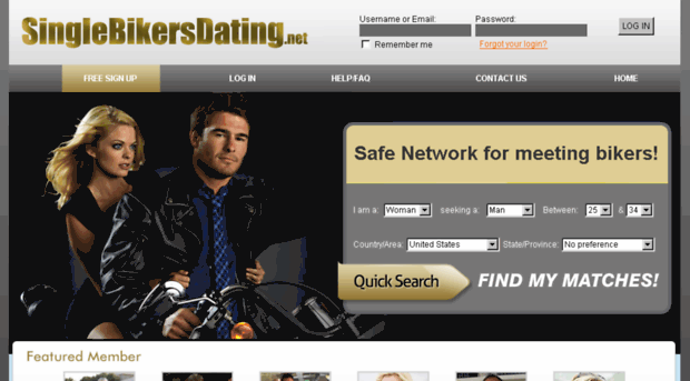 Totally free biker dating sites