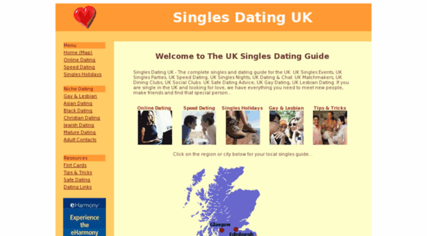 Singles dating uk