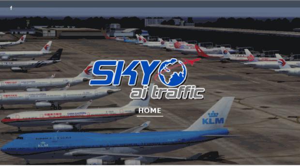 skyaitraffic altervista org - SKY AI Traffic Group - Home