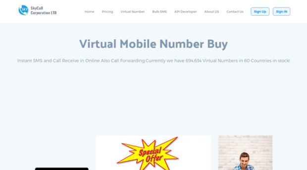 skycallbd com - Virtual Mobile Number Buy with cheap price | For Any