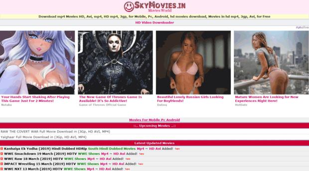 hollywood movies in hindi hd avi