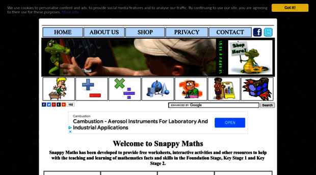 snappymaths.com - Snappy Maths - Free worksheets... - Snappy Maths