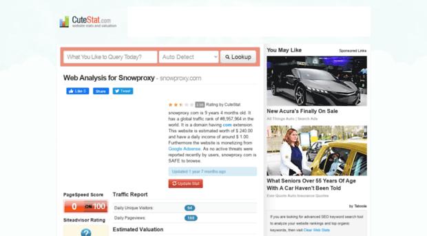 Ninjabrowse com free anonymous usa web proxy