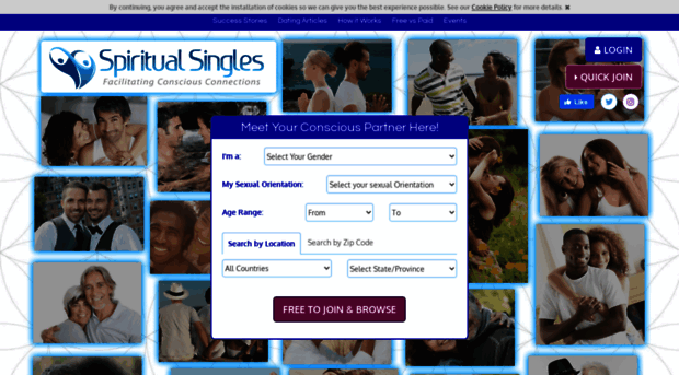 Country connections dating service