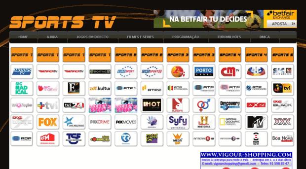 Sport Tv1 Online