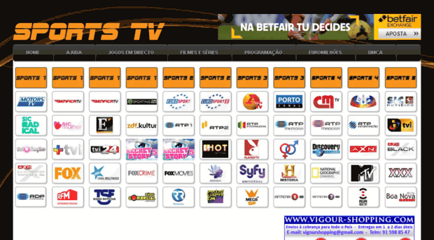 Sportv 1 online gratis em directo hd for Software di architettura gratuito online