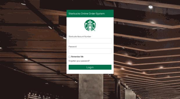 Why did Starbucks shut down its online store?