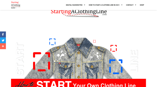 startingaclothingline.com