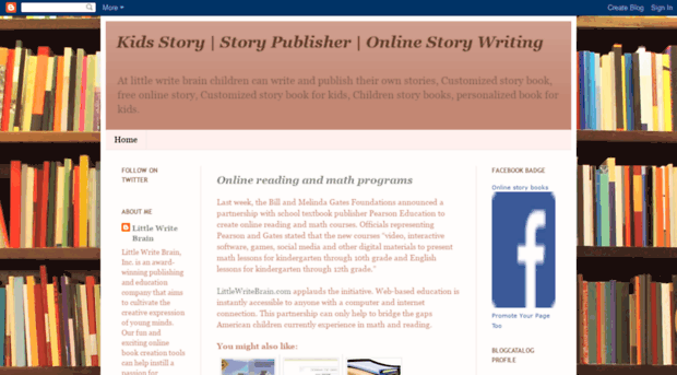 story writing website