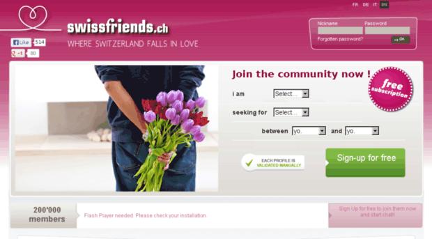 Installs online dating