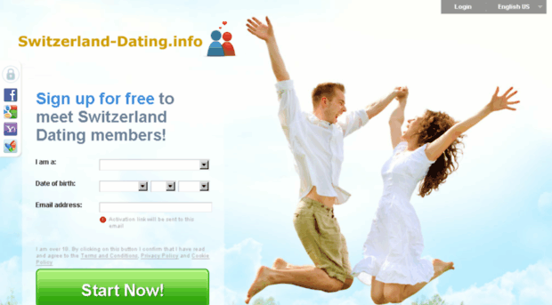 What online dating sites are popular in switzerland?