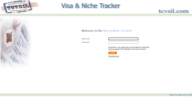 argentina visa application