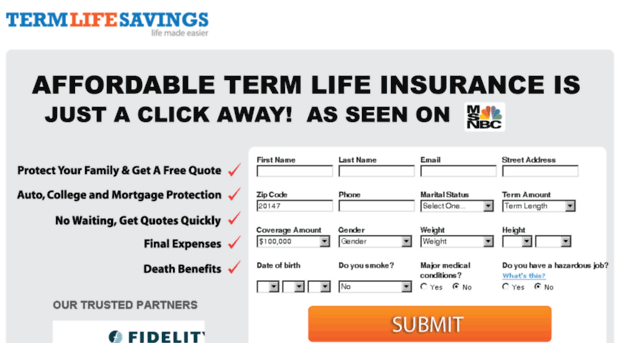 termlife--savings.com