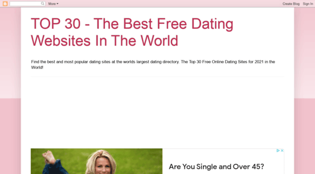what is the most popular dating site
