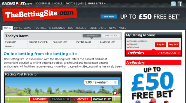 Betting Racing Post Co Uk - image 4