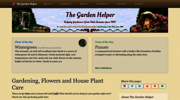 Gardening And Growing With The Garden Helper   Garden Helper, Gardenin.