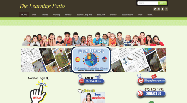 Whats New! The Learning Patio 2142851 - salonurody.info