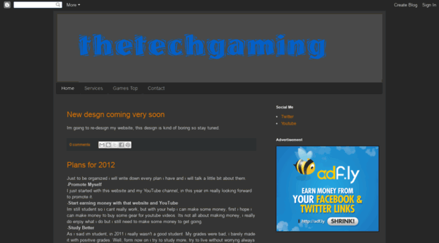 thetechgaming blogspot com - The Tech Gaming - The Tech