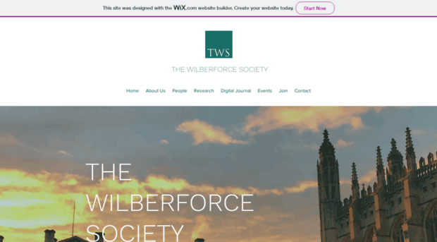 thewilberforcesociety.co.uk