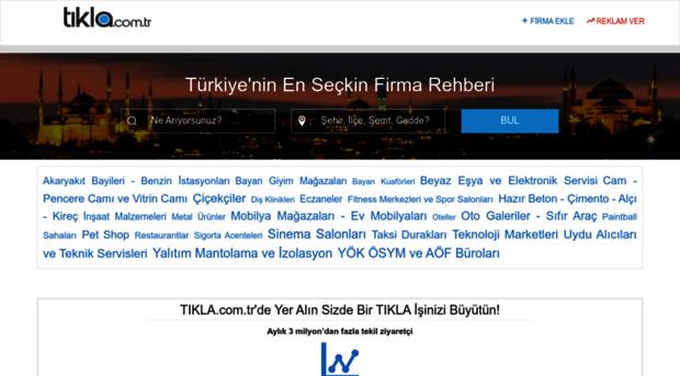 :www.tikla.com.tr ile ilgili görsel sonucu