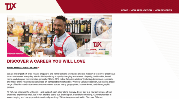 Checkpoint tjx companies