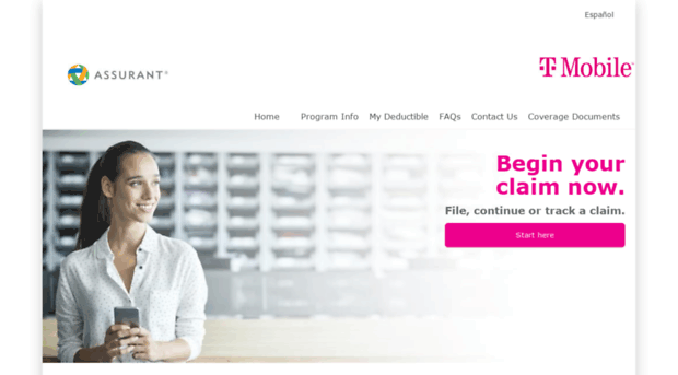 tmopdp co File or Track My Claim | T-Mobile | Assurant