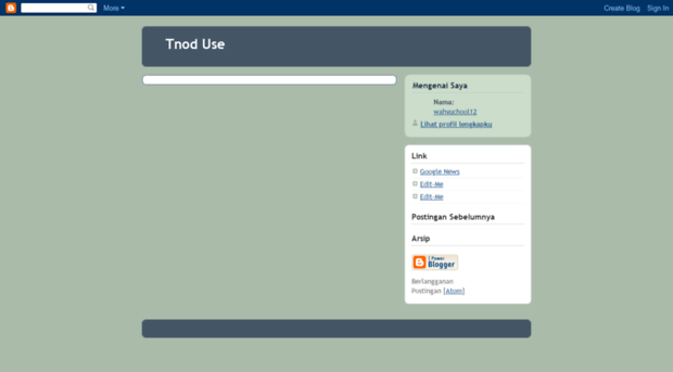 tnoduse blogspot com - Tnod Use - Tnod Use Blogspot