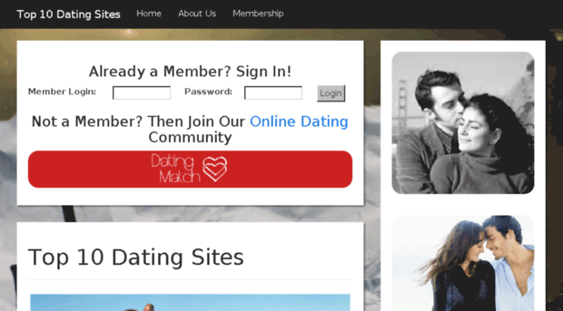 top dating sites yahoo