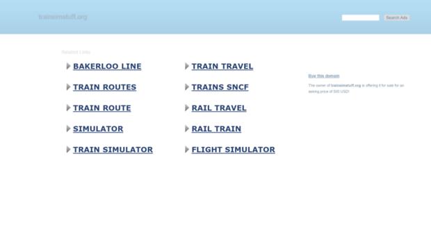 trainsimstuff org - Loading    - Trainsimstuff