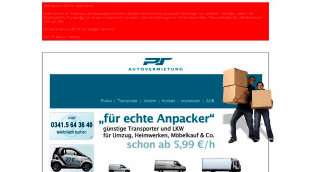 Finest Transporter Und Lkw Mieten Leipzig With Transporter Mieten Leipzig