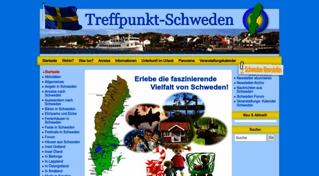 treffpunkt leben und urlaub in schweden treffpunkt schweden. Black Bedroom Furniture Sets. Home Design Ideas
