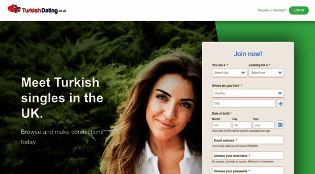 Turkish dating uk