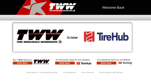 Tire Wholesale Warehouse >> Twwonline Com Welcome To Tww Tire Wholesale Warehouse