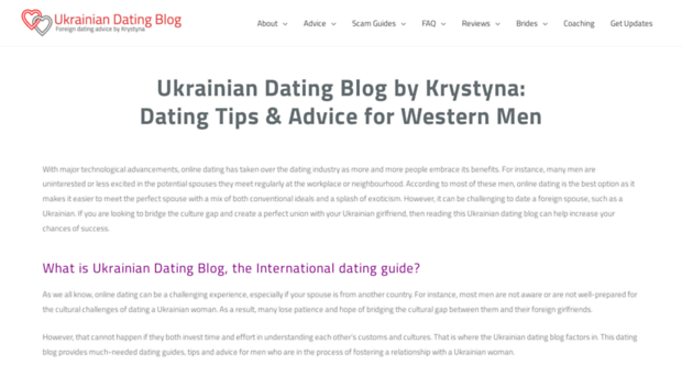 free dating sites in ukraine