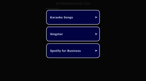 ultrastar-base