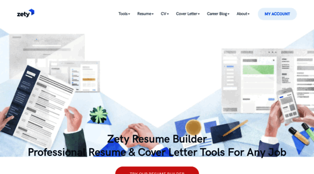 Uptowork Resume Builder Online Your Ready In 5 Minutes