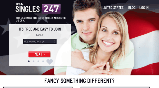 Looking for dating in usa